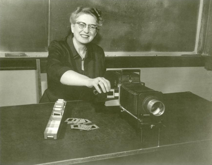 Gladys Hamlin